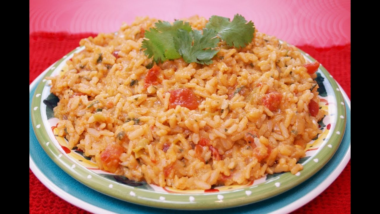 recipe: mexican chicken and rice recipes easy [17]