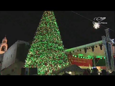 Belém: Praça Da Manjedoura Recebe Decoração De Natal - CN Notícias