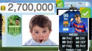 FIFA 15 NS ANDROID/IOS MAKE MILLIONS OF EASY COINS