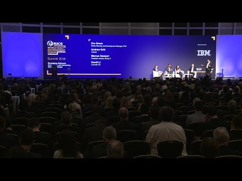 World Built Environment Forum - Panel
