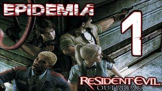 Resident Evil Outbreak | Epidemia | Parte 1