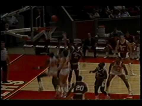 OU Basketball 1986 Season Highlights Part 1 of 4