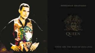 Queen.Bohemian Rhapsody / These Are The Days Of Our Lives.