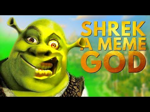 How Shrek Became a Meme God | Video Essay - YouTube