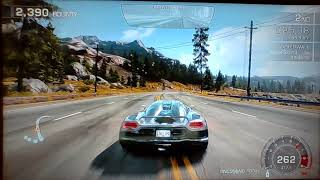 Need for Speed: Hot Pursuit (FINAL RACER MISSION) Seacrest Tour
