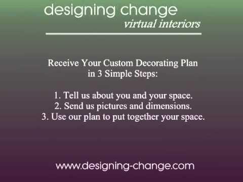 Designing Change Virtual Decorating