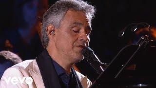 Andrea Bocelli - La Mia Via - Live