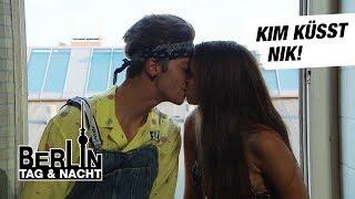 Berlin - Tag & Nacht - Kim küsst Nik! #1750 - RTL II