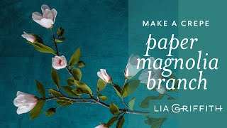 Pretty Magnolia Branch - seen on The Today Show!