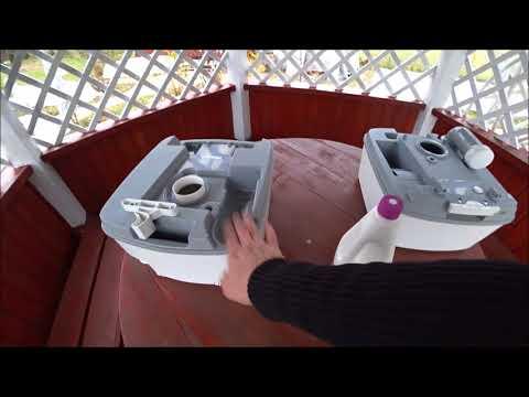 Выбираем биотуалет для дачи без запаха и откачки: важные моменты, заслуживающие внимания