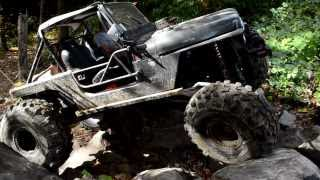 AtvsNetWeb at Rattle Rock: Rock Crawling Jeeps at Coal Creek OHV Wind Rock