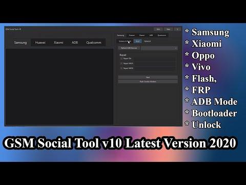 gsm-social-tool-v10-without-box-latest-version-2020-to-samsung,-xiaomi,-oppo,-vivo,-flash,-frp,-adb