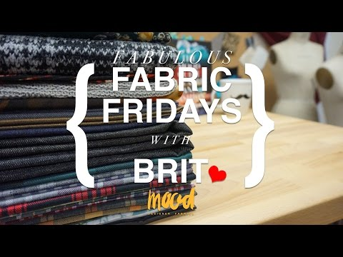 Fabulous Fabric with Brittany Haas  - 11/06/15