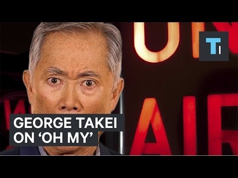 George Takei on 'Oh My'