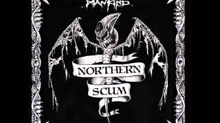 EXTINCTION OF MANKIND - Nothern Scum [FULL ALBUM]