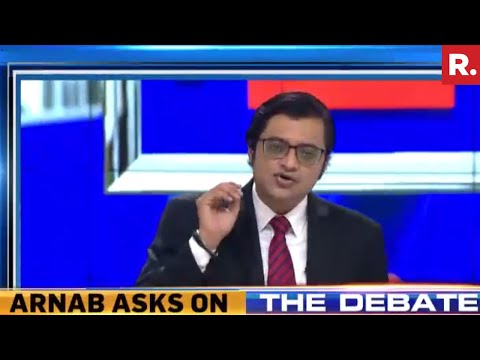 Part 1: Should Religion Be Kept Out Of Indian Politics? | The Debate With Arnab Goswami