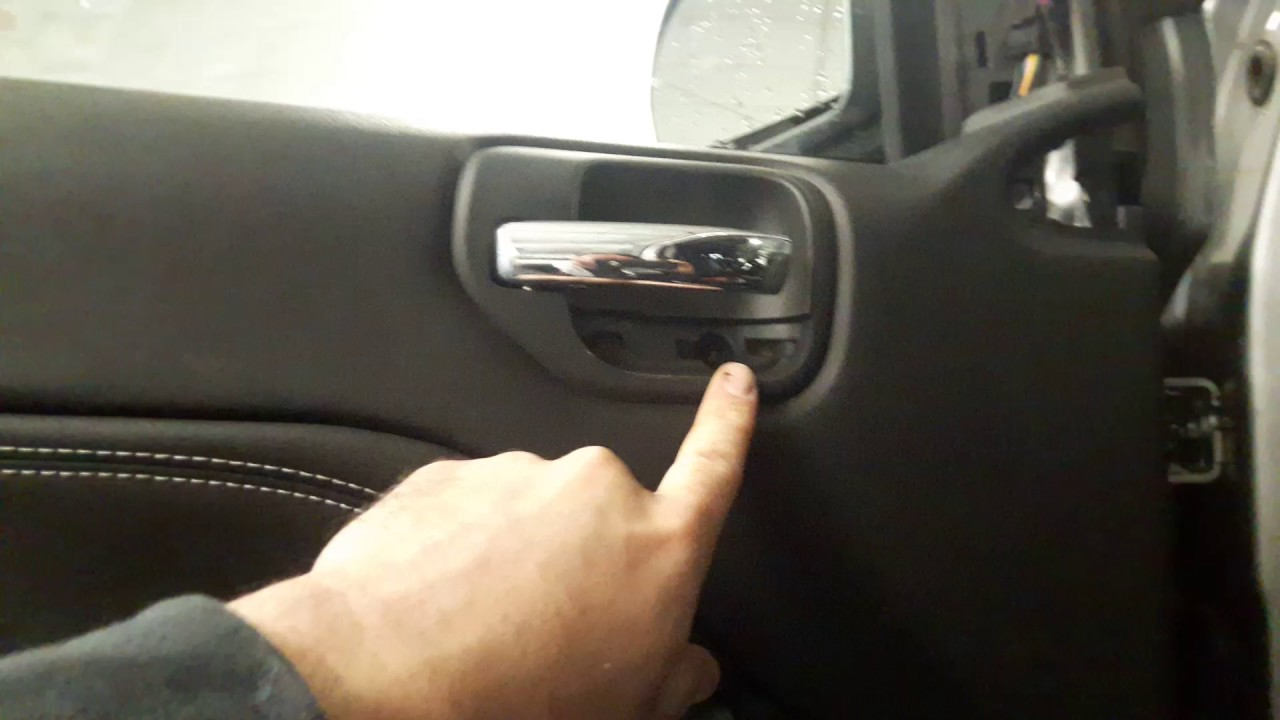 2015 Jeep Compass Door Panel Removal Youtube