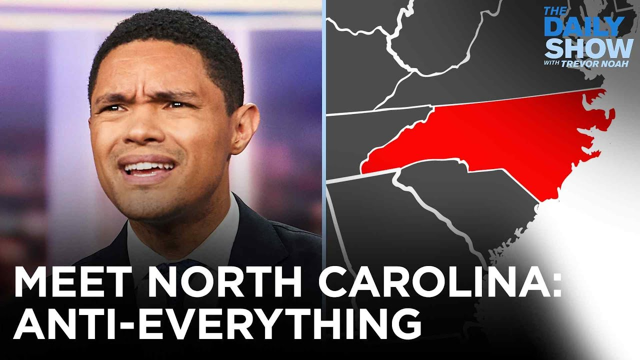 Download Eye on North Carolina: Discrimination, Counter-Protests, and Lawsuits   The Daily Show