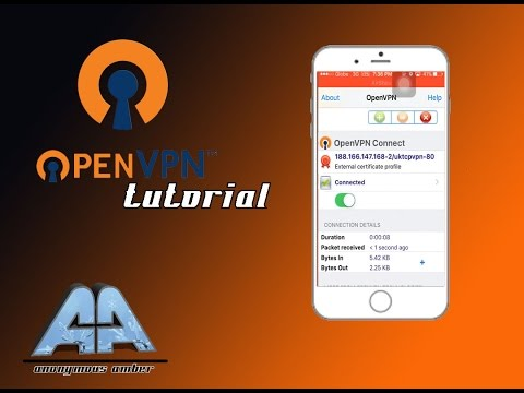 Free internet on IOS devices! | Openvpn