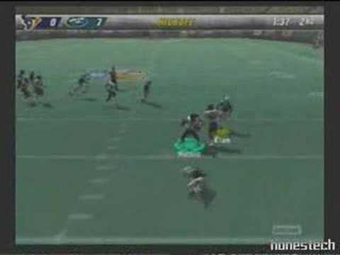 Houston Texans touchdown madden 08 online