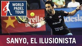 La historia de Sanyo Gutiérrez | World Padel Tour