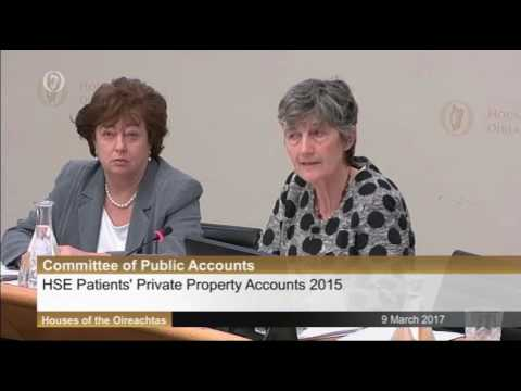 Catherine Connolly: PAC HSE Terms of Reference Grace Inquiry 09.03.17