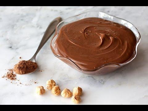 4678b2f68 طريقة عمل شوكولاتة النوتيلا بالبندق في المنزل • منتديات أنا الأردن