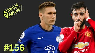 Man United 9-0 Southampton REACTION + Chelsea want ANOTHER Bayern star!