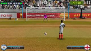 Mobile Kick Gameplay | BEST PENALTY GAME!!! #2