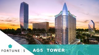 AG TOWER, BUSINESS BAY, DUBAI