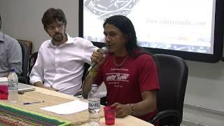 Literatura e protagonismo indígena por Edson Kayapó
