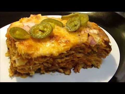 How To Make Mexican Beef Enchilada Casserole