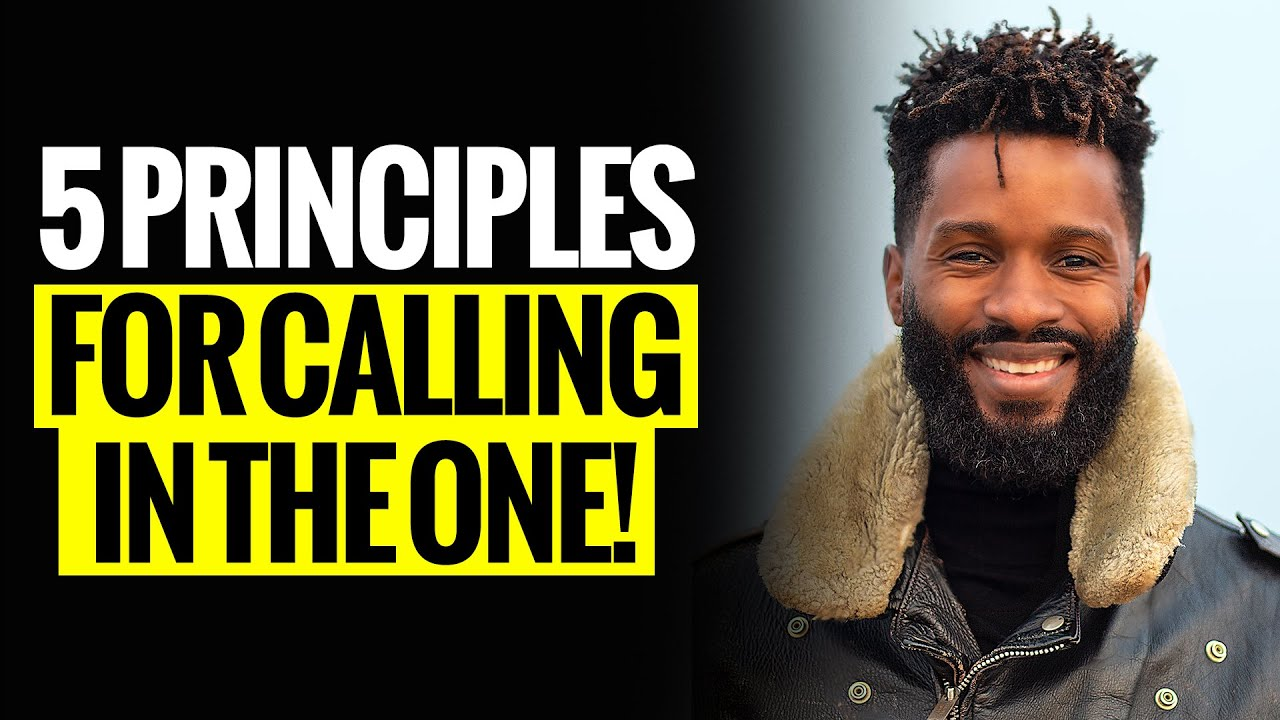 5 Principles for Calling in the ONE