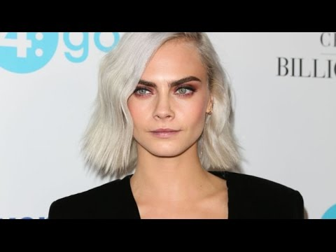Cara Delevingne Shows Off New Martial Arts Moves for 'Life in a Year' Movie