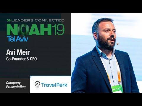 Avi Meir, TravelPerk - NOAH19 Tel Aviv