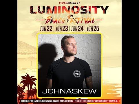 John Askew [FULL SET] @ Luminosity Beach Festival 22-06-2017