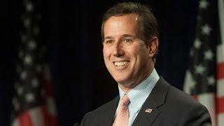 Rick Santorum: From 2012 to 2016