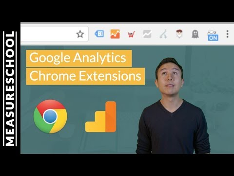 10 Google Analytics Chrome Extensions You Should Try...