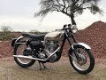 1958 BSA DBD34 500cc Goldstar for Sale
