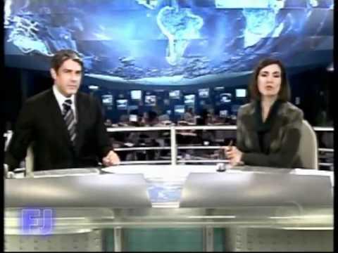 Erro De Fátima Bernardes  Irrita William Boner Ao Vivo