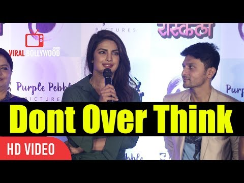 Dont Over Think | Priyanka Chopra Angry Reaction On Not Going To IIFA