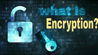 What is encryption and how to encrypt data ⌨complete information [Hindi]
