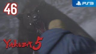 Yakuza 5 【PS3】 #46 │ Part 2: Taiga Saejima │ Chapter 3: Frozen Roar