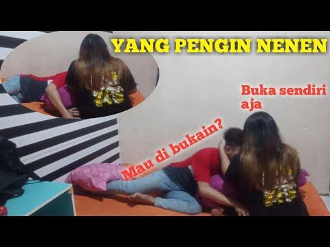 MINTA SUSU KE PACAR LANGSUNG DI KASIH || JOMBLO DILARANG BAPER