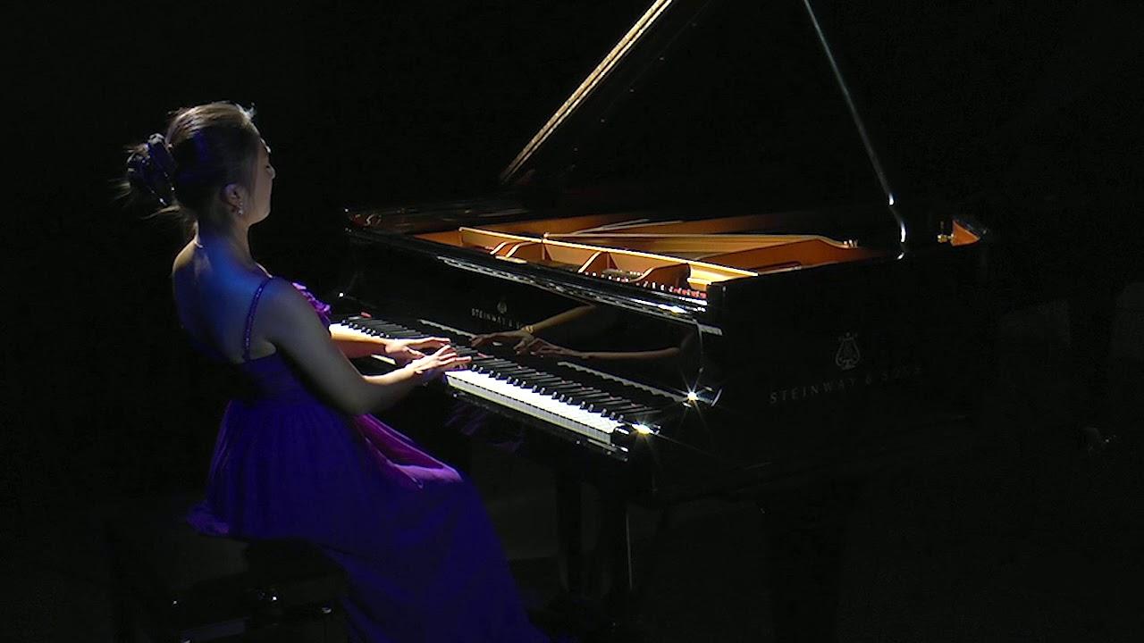Asagi Nakata plays Handel/ Liszt Sarabande und Chaconne über Themen aus dem Singspiel Almira, S181