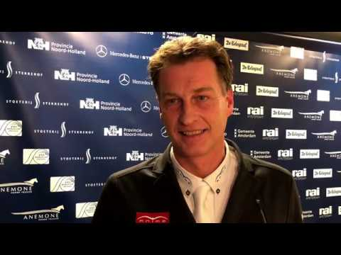 Marc Houtzager interview: winnaar Grote Prijs Jumping Amsterdam 2018