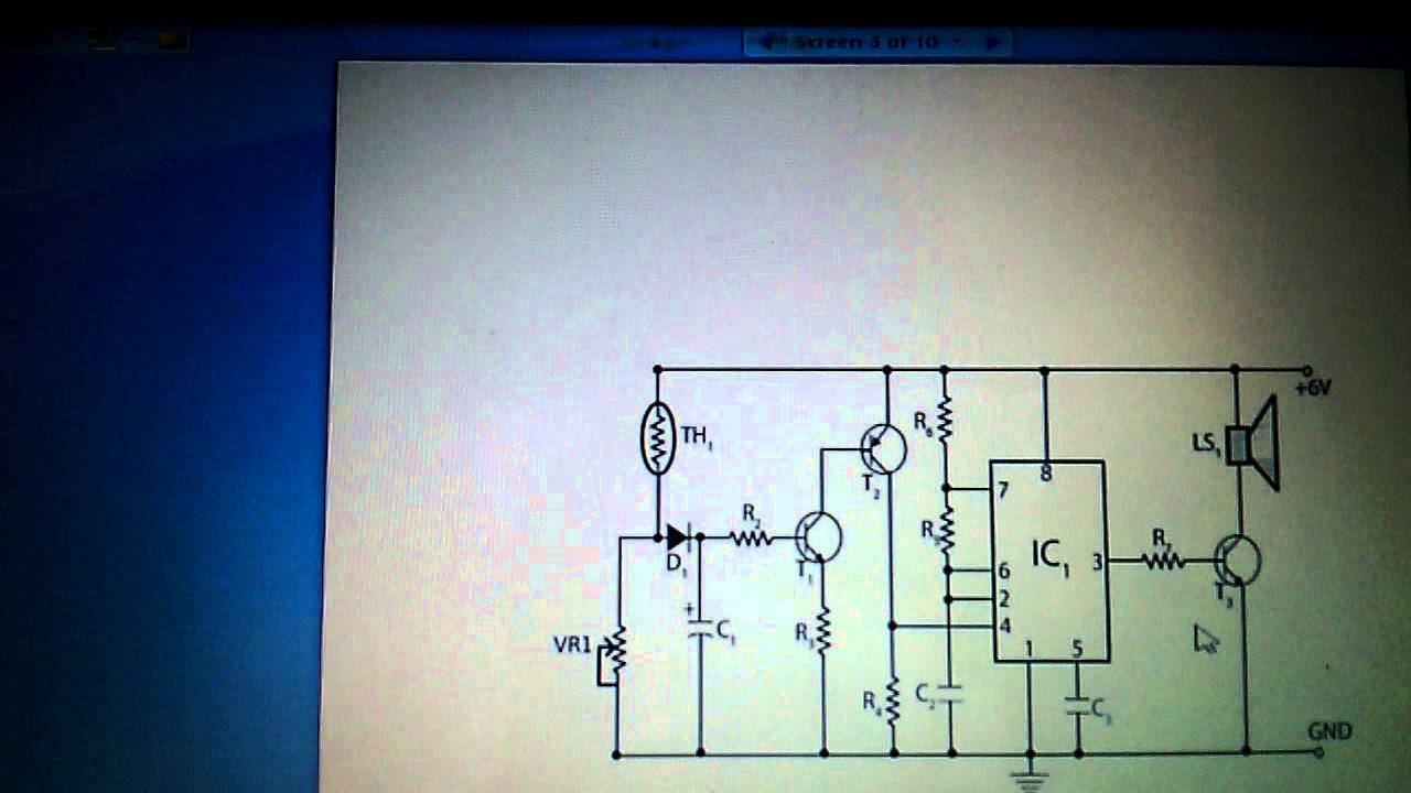 Mini Project For Ece Youtube Diy Projectscircuit Schematics Diagrams And Projects