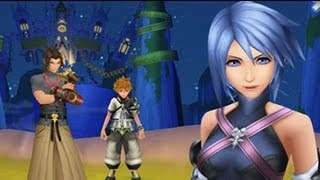 "Kingdom Hearts: Birth by Sleep ""The Movie"""