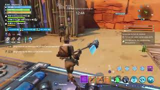 FORTNITE - SAVE THE WORLD - BLUFFING STORM CHEST +124 POWER