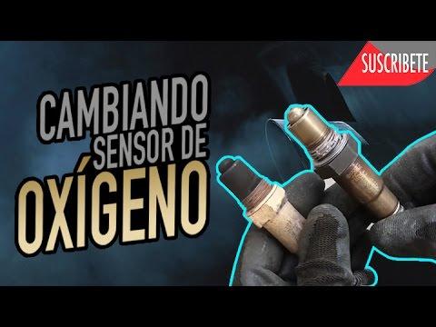 COMO CAMBIAR Y PARA QUE SIRVE EL SENSOR DE OXÍGENO